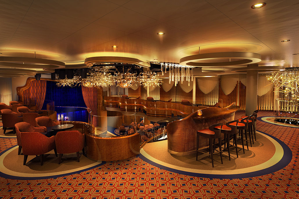 Take a look at this photo design veranda photo - Holland America Line Offers First Look At New Koningsdam