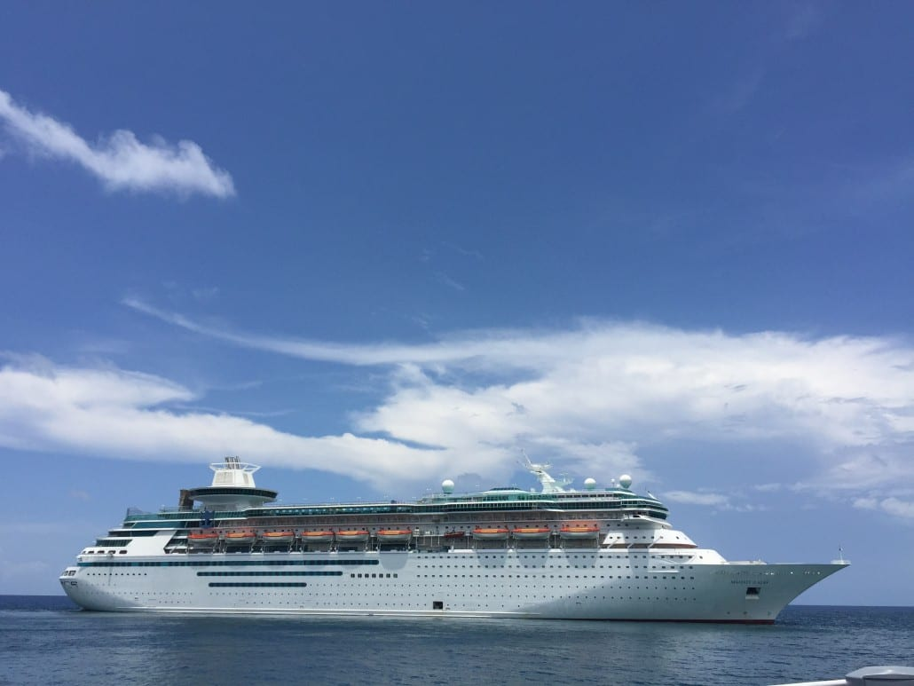 Episode  Majesty of the Seas Part 1   Popular Cruising   The Leader in