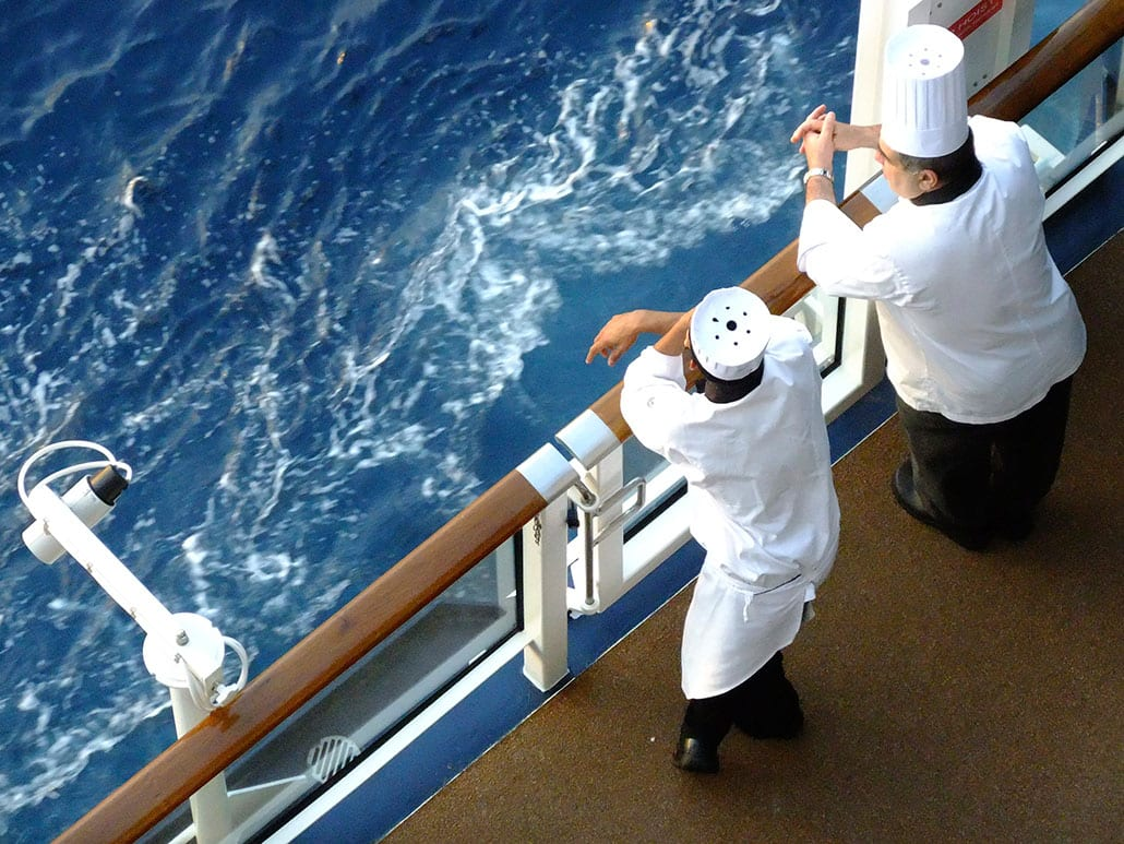 A Celebration Of Cruise Staff Popular Cruising The