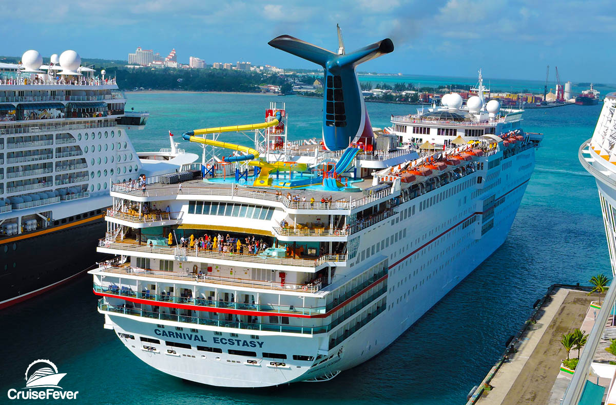 How Many Cruise Ships Does Carnival Cruise Line Have In